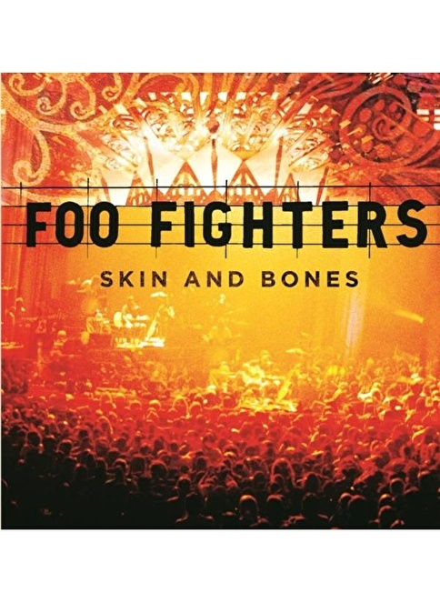 Sony Music Foo Fighters-Foo Fighters Renkli